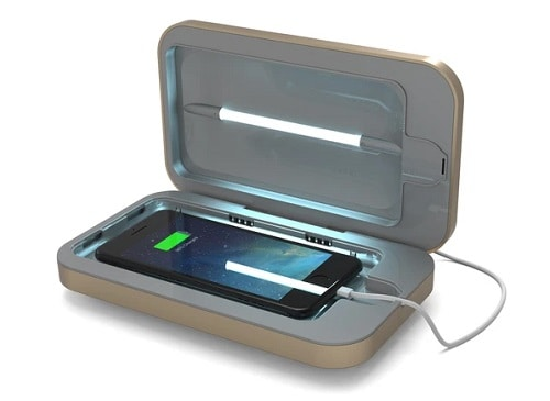 Smartphone UV Sanitizer - Gold