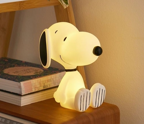 Smoko Snoopy Light