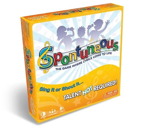 Spontuneous - The Best Song Game Ever