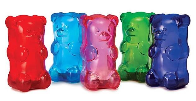 Squishy Gummy Bear Light