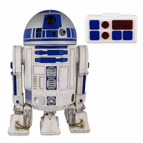 Star Wars R2-D2 Interactive Remote Control Droid