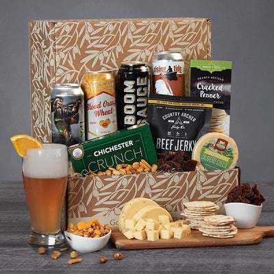 The Ultimate Beer Gift Crate