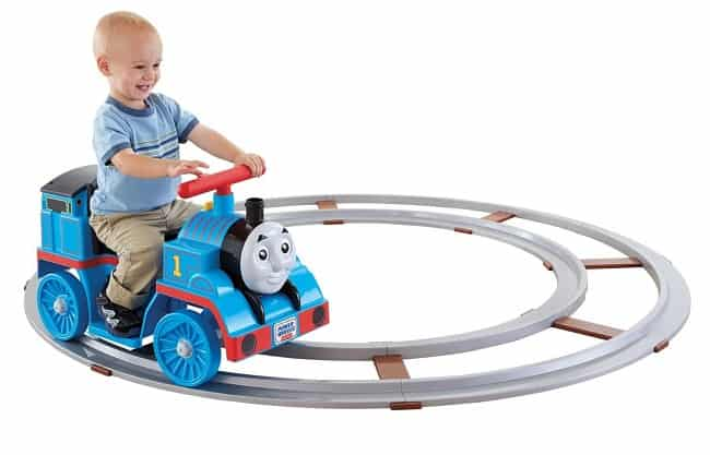 Thomas The Train With Tracks