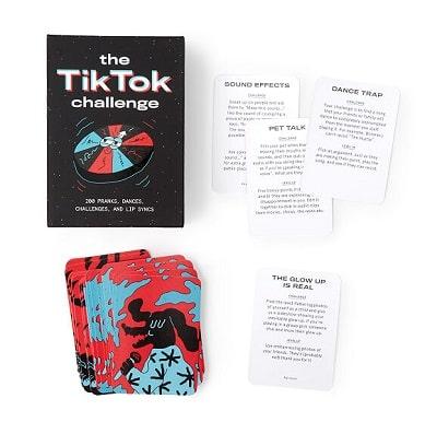 TikTok Challenge Game