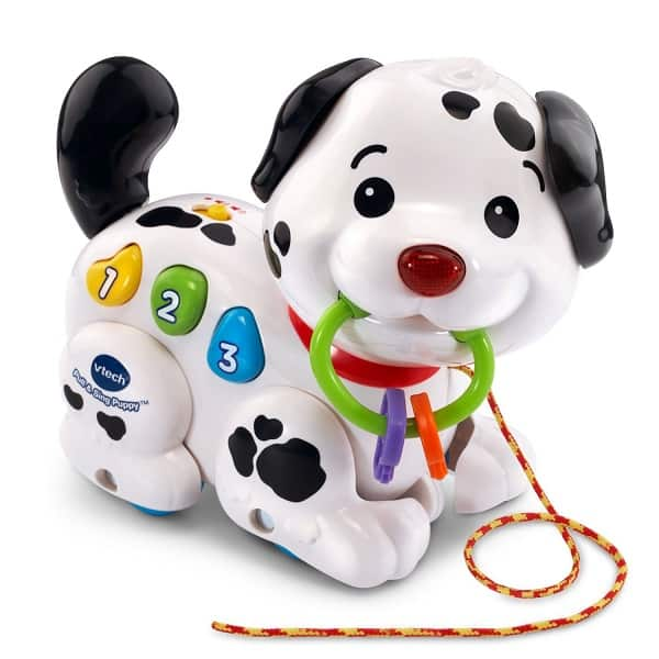 VTech Pull and Sing Puppy - Fun Present for a 1 Year Old Boy #giftsforboys