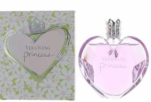 Vera Wang Princess, 3.4 oz Eau De Toilette Spray