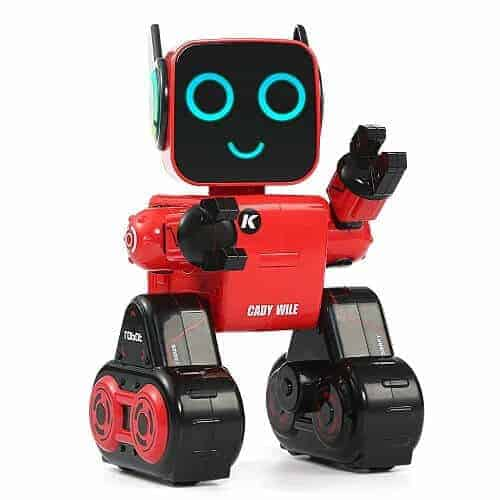 Wireless Interactive Robot RC Robot Toy for Boys