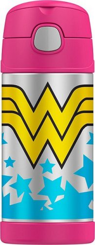 Wonder Woman Thermos Funtainer 12 Ounce Bottle