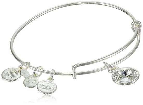 Alex and Ani Birthstone Bracelets