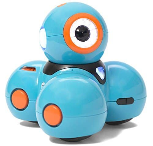 Wonder Workshop Dash Robot - Gifts For 8 Year Old Girls