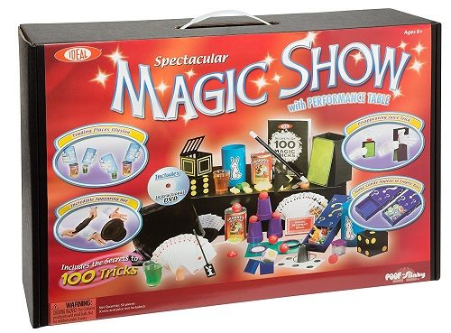 Spectacular 100 Trick Magic Show