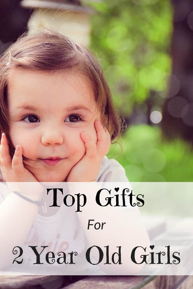 These are the top gifts for 2 year old girls for birthdays and Christmas. If you want to buy a two year old girl a gift, this page is loaded with the best gift ideas.