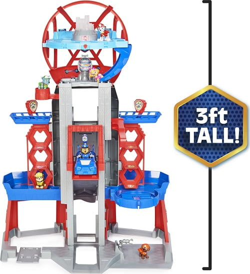 Best Paw Patrol Toys - PAW Patrol The Movie Ultimate City Tower