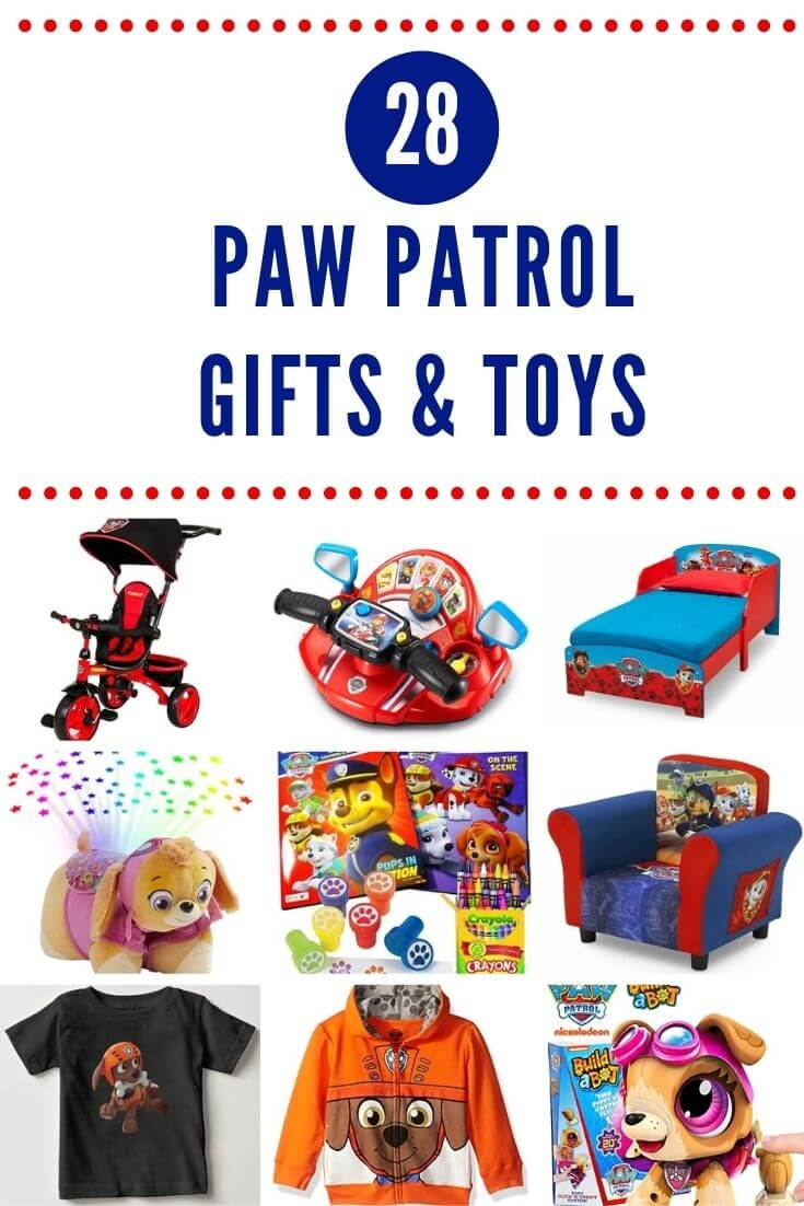 Best Paw Patrol Toys and Gifts