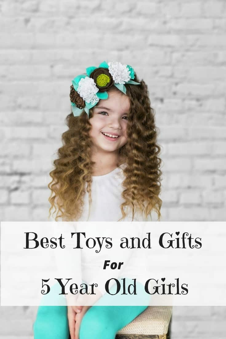 Best Toys and Gifts for 5 year old Girls - Awesome toys and gift Ideas for Girls Age 5 #giftideas #toysforgirls