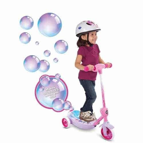 Disney Princess Electric 3-Wheel Bubble Scooter - Gifts for 3 Year Old Girls