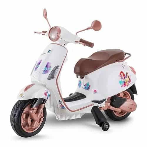 Disney Princess Vespa Scooter Ride On Toy
