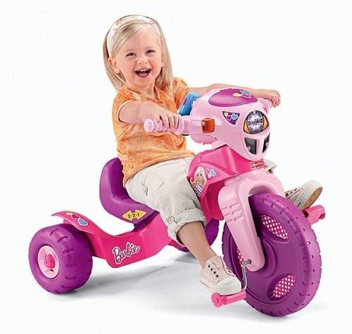 Fisher-Price Barbie Lights & Sounds Trike