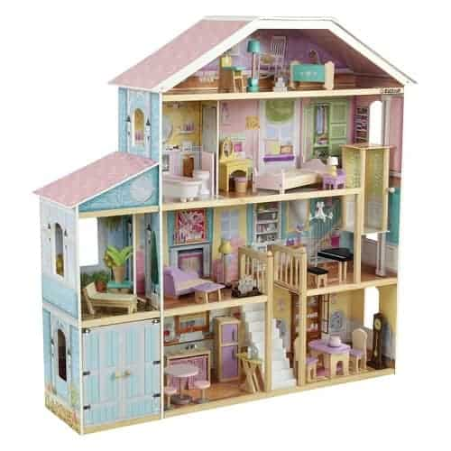Grand View Mansion Dollhouse
