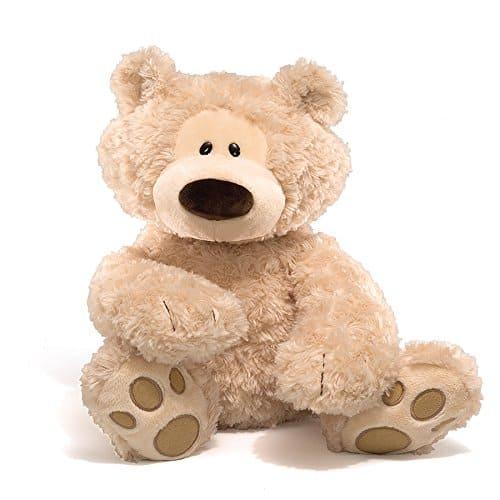 Gund Philbin 18 inchTeddy Bear Stuffed Animal