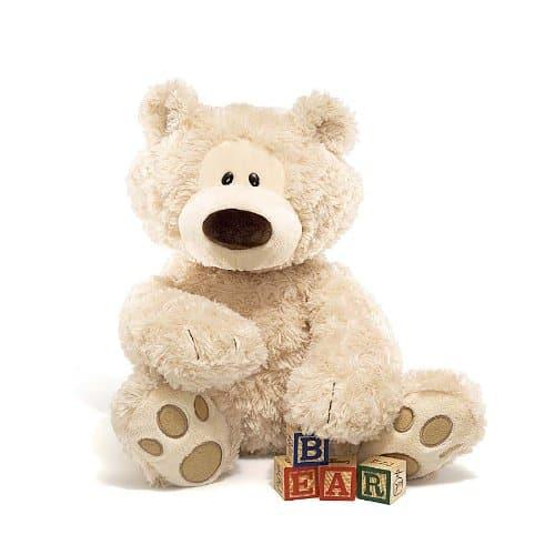 Gund Philbin Teddy Bear Beige