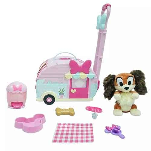 Minnie Mouse and Fifi Pet Carrier Play Set