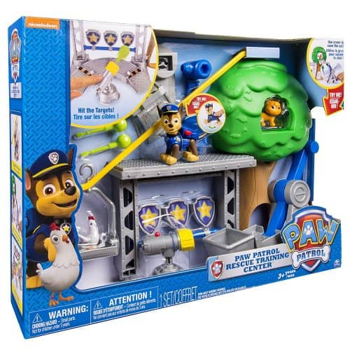 Paw Patrol Rescue Training Center Playset | Best Paw Patrol Toys