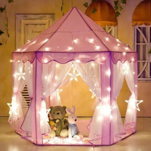 Princess Play Tent- Gifts For 6 Year Old Girls