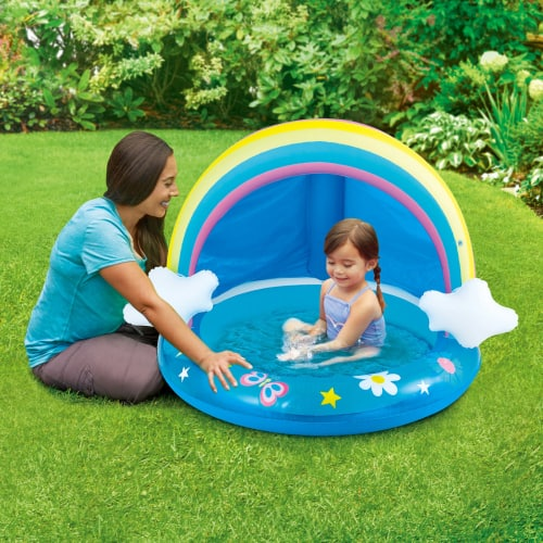 Rainbow Baby Pool | Summer Toy for Toddlers