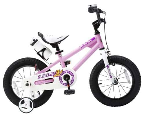 RoyalBaby BMX Freestyle Kids Bike with training wheels