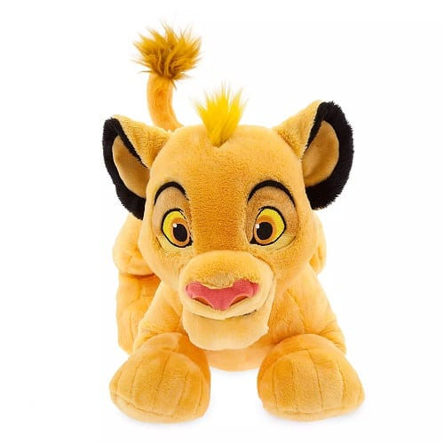 Simba Plush The Lion King