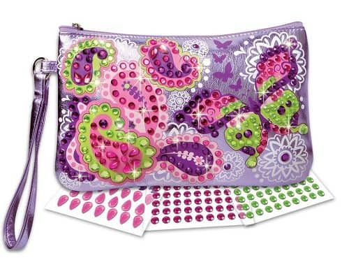 The Orb Factory Stick 'n style Crystal clutch