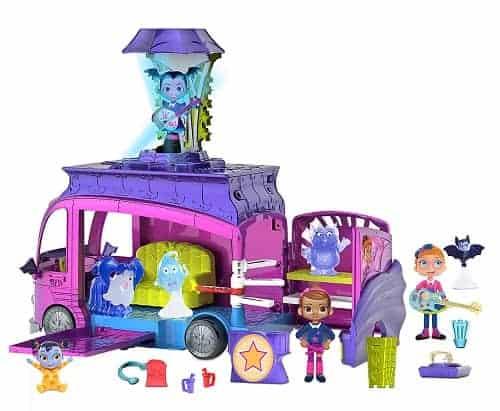Vampirina Rock N Jam Touring Van