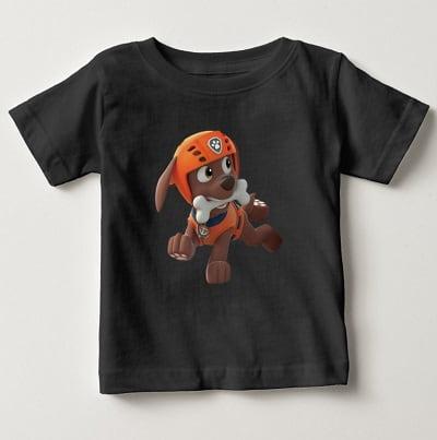 Zuma Paw Patrol Baby T-Shirt