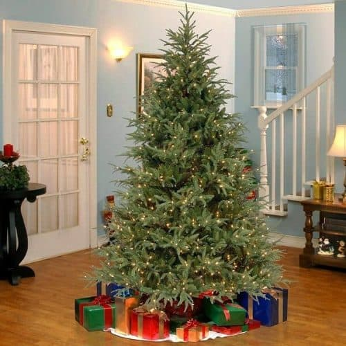 7.5 ft Frasier Christmas Tree with 1000 Clear Lights