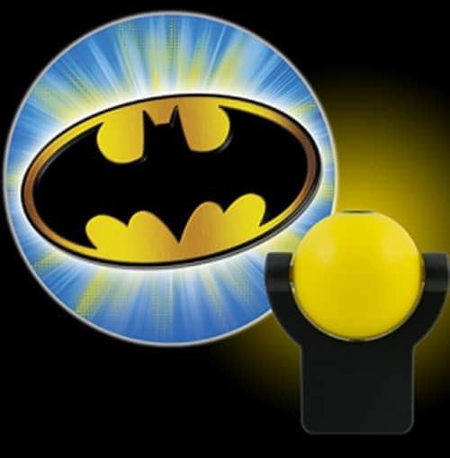 Bat Signal Night Light