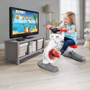 Fisher Price Think & Learn Smart Cycle offers fun, education and exercise all combined into one toy!