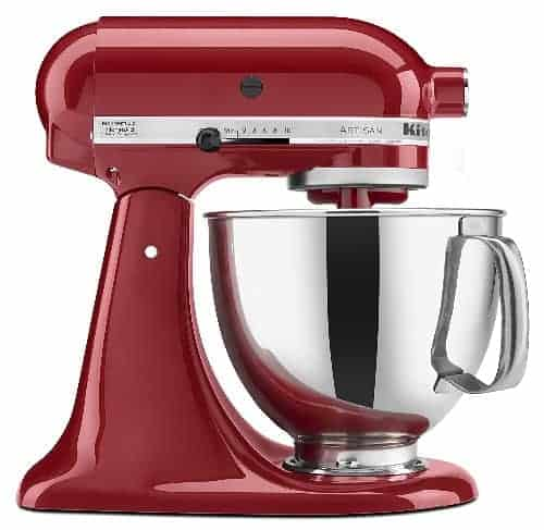 Kitchenaid Artisan 5 Quart Tilt Head Stand Mixer