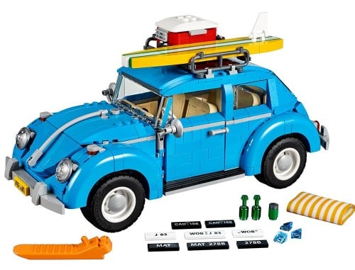LEGO Volkswagen Beetle
