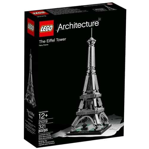 Lego Eiffel Tower Set