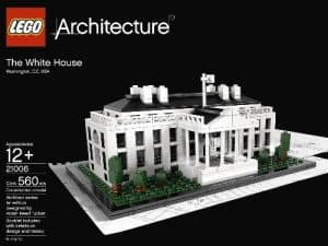 Lego White House Set
