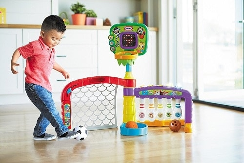 Little Tikes 3 in 1 Sports Zone
