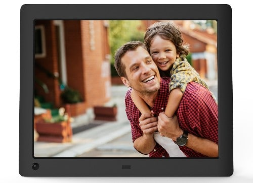 Nix 8 Inch Digital Photo Frame