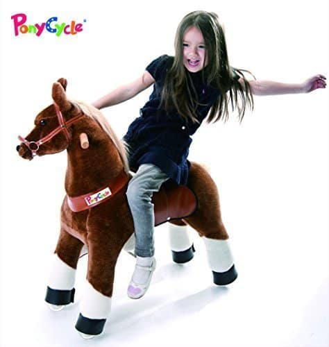 Smart Gear Pony Cycle Ride on Toy
