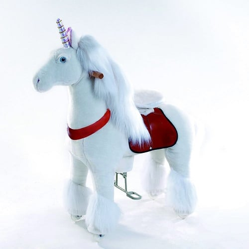 Smart Gear Pony Cycle White Unicorn