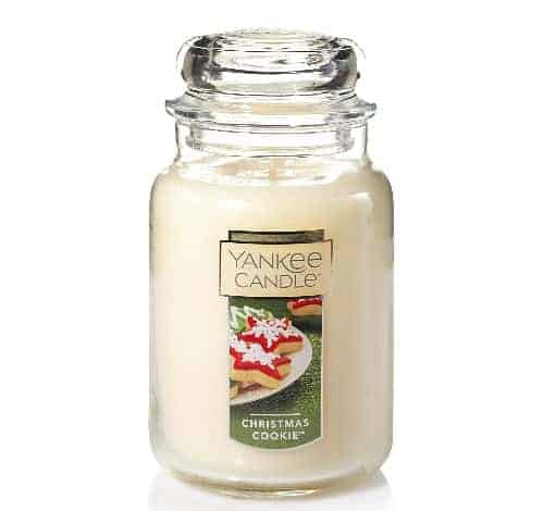 Yankee Candle Christmas Cookie Candle