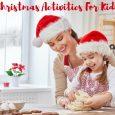Christmas activities for children - Christmas activities for Kids - Fun #Christmas activities for kids #ChristmasActivities