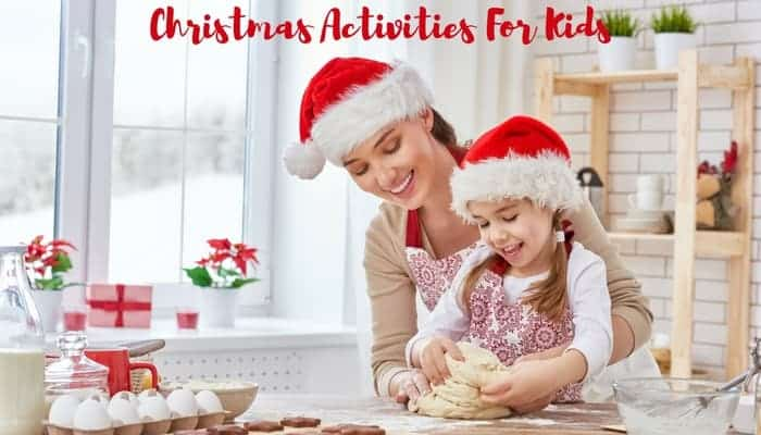Christmas activities for children - Christmas activities for Kids - Fun #Christmas activities for kids #ChristmasActivities