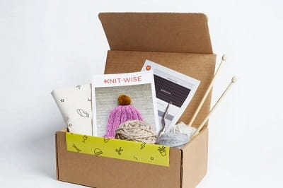 Knitting or Crocheting Subscription