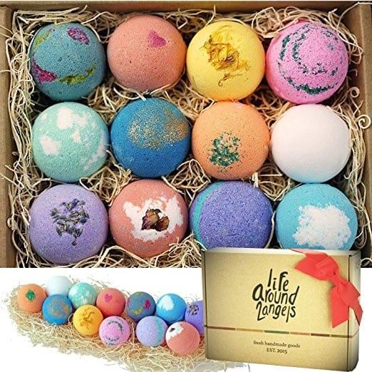 Lush Bath Bombs Gift Set
